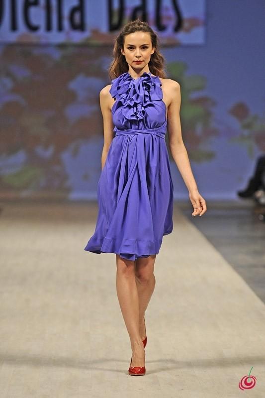 Ukrainian Fashion Week 2011: Елена Даць, Анна Бублик. Изображение № 1.