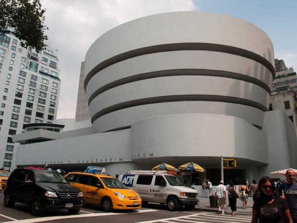 Современное искусство в Нью-Йорке. Изображение № 3.