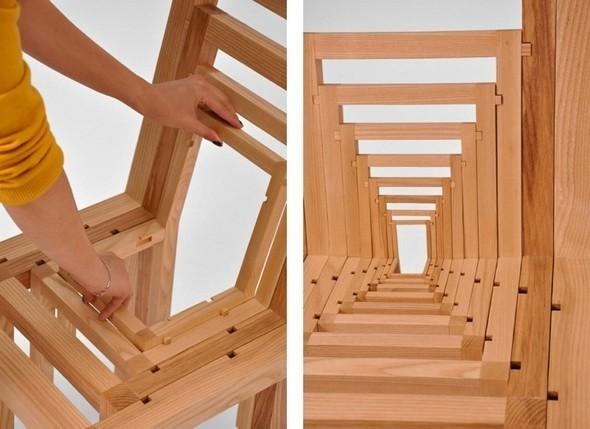 Изображение 6. Предмет: Оптический стул.. Изображение № 6.