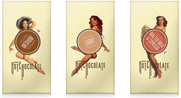 Dolce Vita! Винтажные обертки для шоколада и конфет. Изображение № 18.