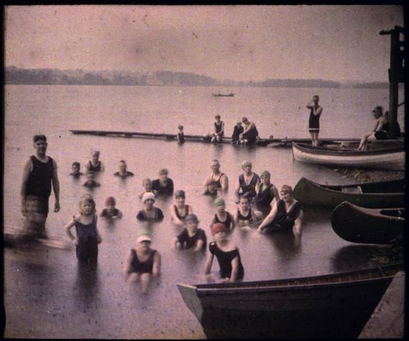 Автохром Люмьер – цветные фотографии начала XX века. Изображение № 24.