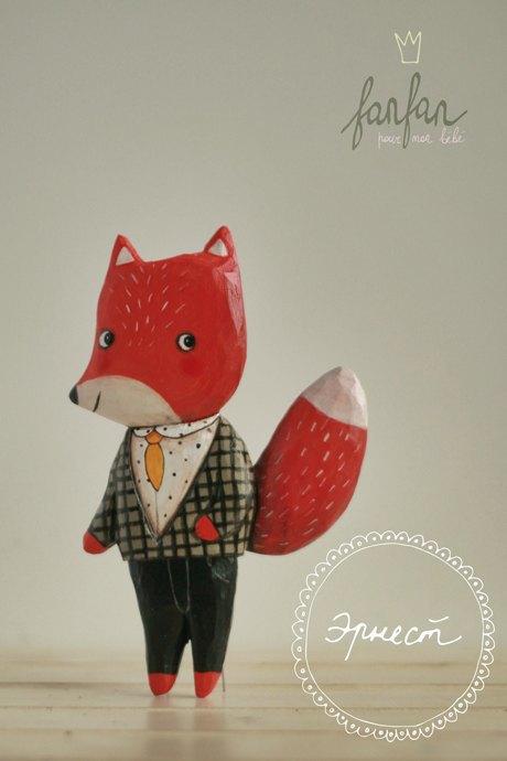 8 российских дизайнеров игрушек. Изображение № 27.