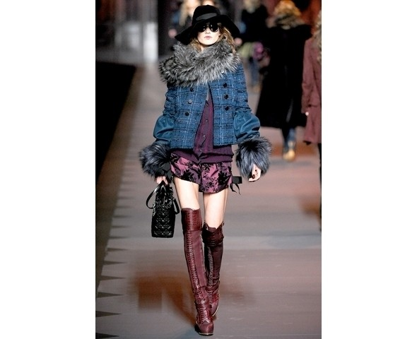 Показ Dior FW 2011. Изображение № 9.