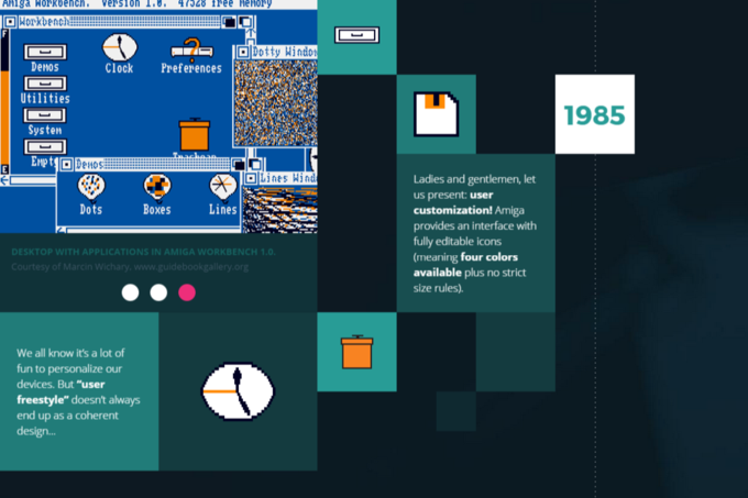 Amiga 500 с Amiga Workbench 1.0. Изображение № 6.