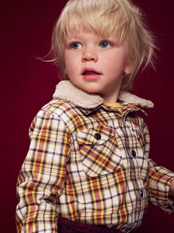 Кампания: Zara Kids FW 2011. Изображение № 3.
