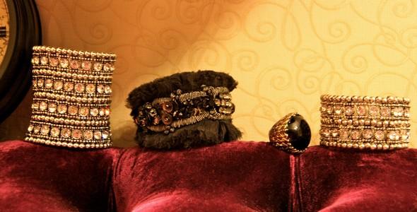 Новогодняя коллекция аксессуаров из шоу-рума VVM на Новослободской. Изображение № 30.