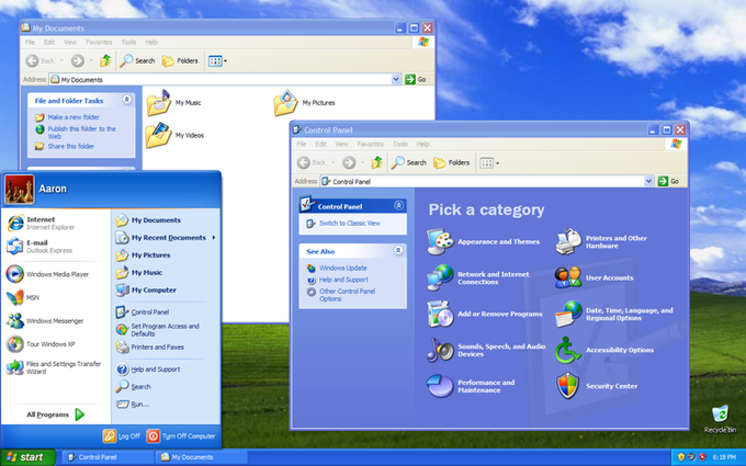 Windows XP станет легкой мишенью для хакеров. Изображение № 1.