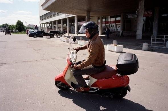 Изображение 44. Дневники мотоциклистов.. Изображение № 5.