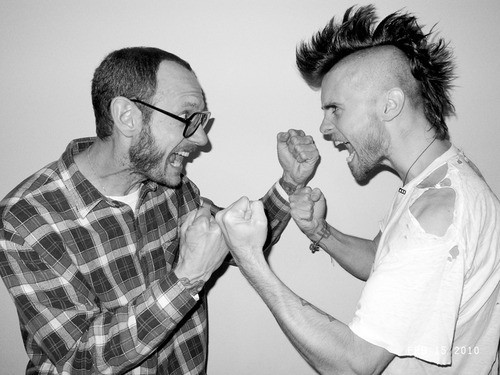 Терри Ричардсон подстриг Джареда Лето. Изображение № 7.