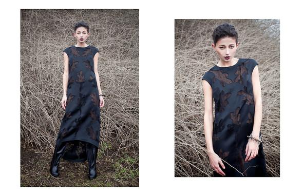 Изображение 11. Lookbook Kamenskayakononova f/w 2011/2012.. Изображение № 11.