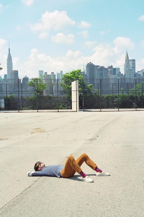 Новые мужские лукбуки Louis Vuitton, Marc Jacobs и Fred Perry. Изображение № 26.