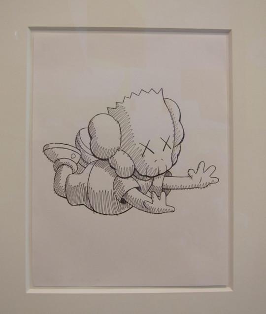 Выставка художника и дизайнера KAWS. Изображение № 17.