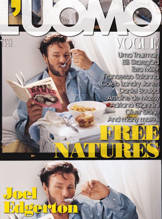 Обложки: Dazed & Confused, Zoo, Vogue и другие. Изображение № 3.