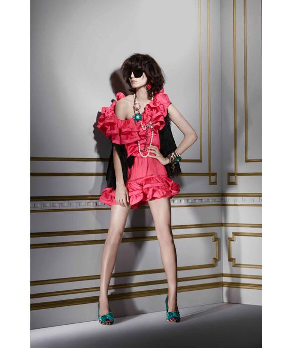 Коллекцию Lanvin для H&M показали полностью. Изображение № 10.