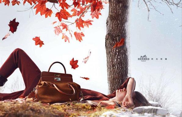 Волшебная рекламная кампания Hermès осень-зима 2012. Изображение № 4.