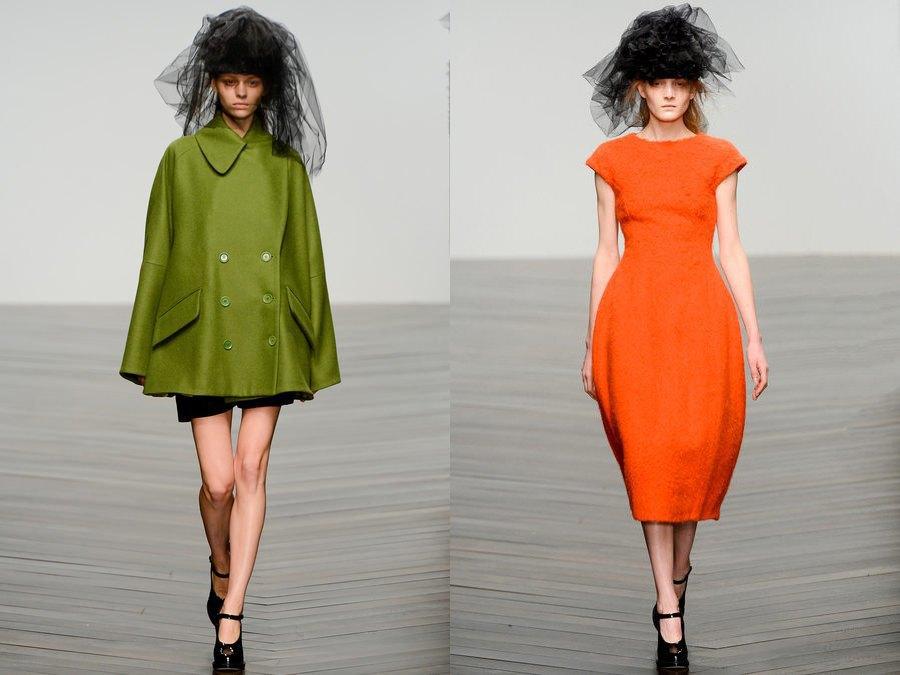 Неделя моды в Лондоне:  Дни 2 и 3. Изображение № 40.