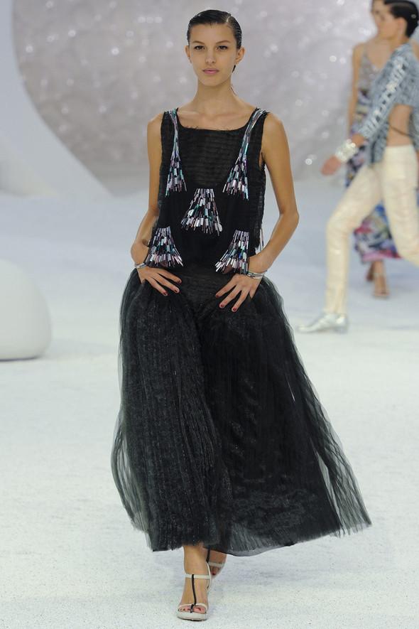 Chanel на Парижской неделе моды. Изображение № 20.