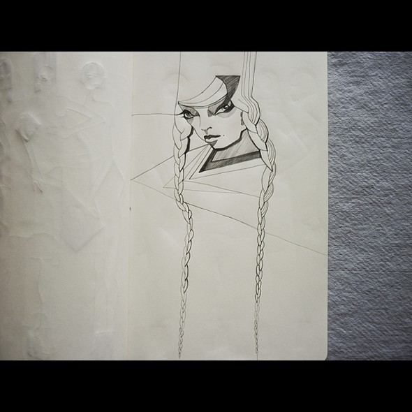 АРТПАРАД представляет: Берлинский дневник Лизы Шахно #5. Изображение № 51.