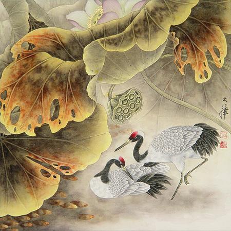 Птицы ицветы. Изображение № 25.