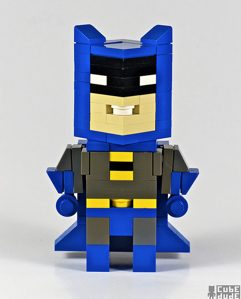 Изображение 29. Lego-герои CubeDude .. Изображение № 29.
