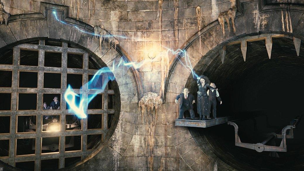 Как будет выглядеть парк аттракционов вселенной «Гарри Поттера». Изображение № 8.