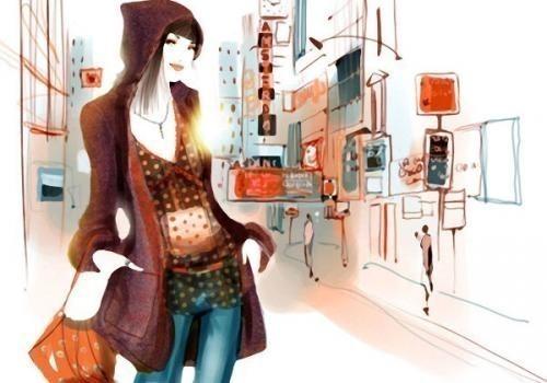 Иллюстрации Sophie Griotto. Изображение № 5.
