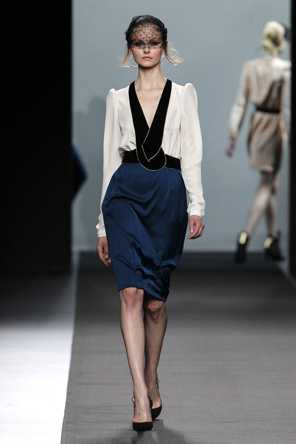 Madrid Fashion Week A/W 2012: Miguel Palacio. Изображение № 8.