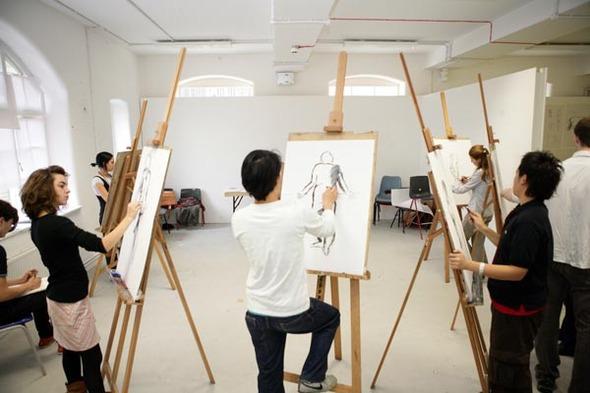 Британские программы для начинающих художников и дизайнеров. Изображение № 2.