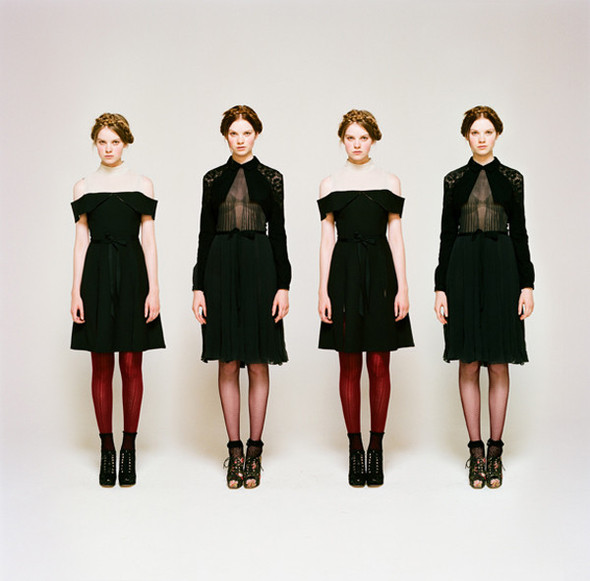 Лукбук: Rodarte for Opening Ceremony FW 2011. Изображение № 4.