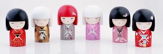 """Традиционная японская Кукла-талисман """"Кокеши"""". Изображение № 2."""