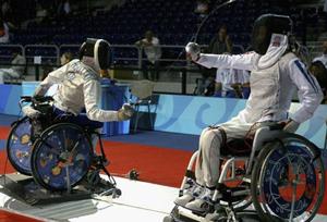 Paralympic Games. Изображение № 7.