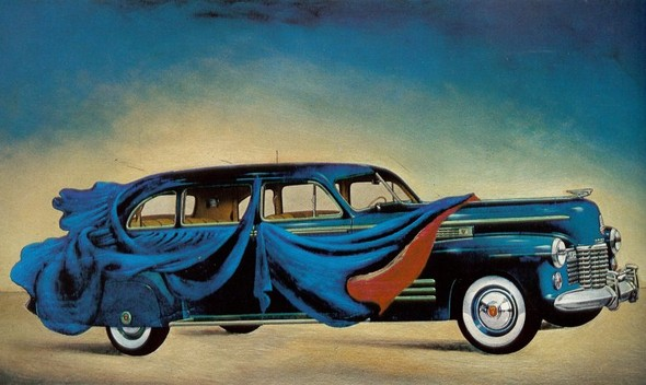 Автомобили Сальвадора Дали. Изображение № 3.