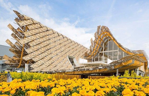 10 павильонов Всемирной выставки, которые помогут накормить планету. Изображение № 5.