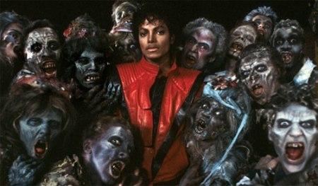 """Michael Jackson """"Thriller"""" 25 летвэфире. Изображение № 1."""