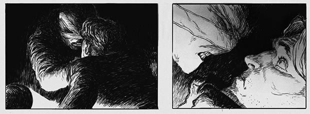 Автор комикса Undertow о любимых русских художниках. Изображение № 19.