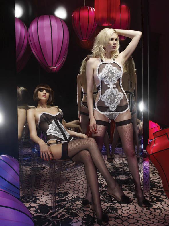 Agent Provocateur 2010: The Classics, Swimwear, Jewelry. Изображение № 15.