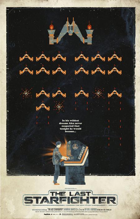 Изображение 7. Назад в детство: 10 оригинальных кинопостеров эпохи 80-х.. Изображение № 7.