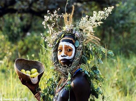 Best look battle по-африкански. Изображение № 11.