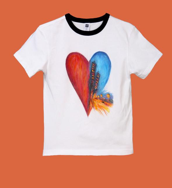 Новый взгляд на футболки: NIKSMADE. Изображение № 3.