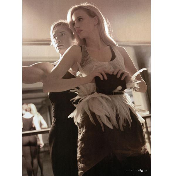 Изображение 20. Dance, dance, dance: 10 съемок, вдохновленных балетом.. Изображение № 14.