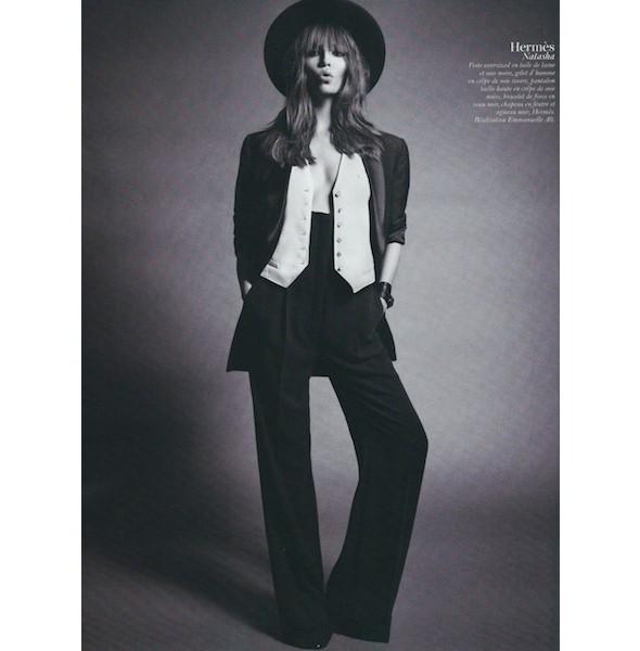 Изображение 19. Съемки: Harper's Bazaar, Industrie, Vogue и другие.. Изображение № 66.