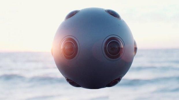 Nokia представила видеокамеру для виртуальной реальности. Изображение № 4.