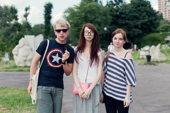 Люди на фестивале «10 молодых музыкантов»: Как это было . Изображение № 30.