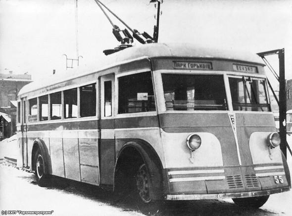 Первые троллейбусы. Изображение № 5.