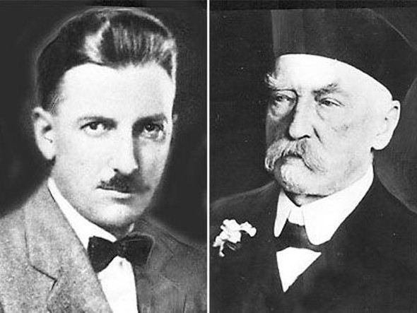 Теодор Фердинанд фон Эйнем и Юлиус Гейс. Изображение № 1.