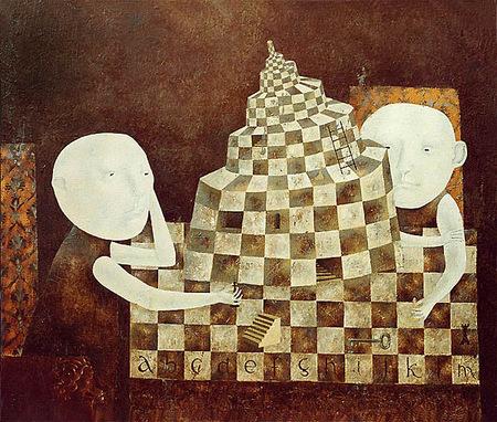 Наивная живопись Светланы Румак. Изображение № 16.