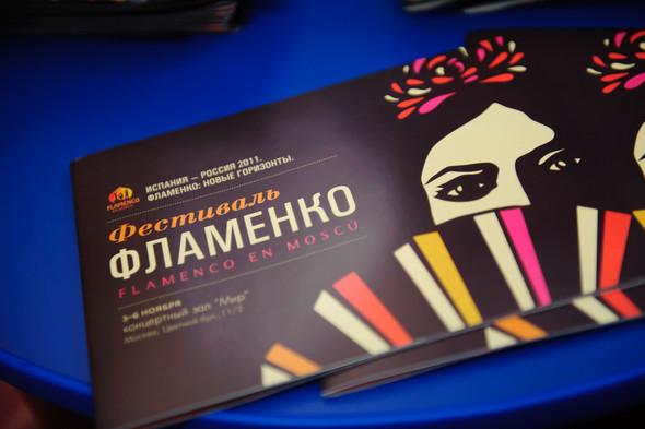 1-й Российский фестиваль фламенко. Изображение № 1.