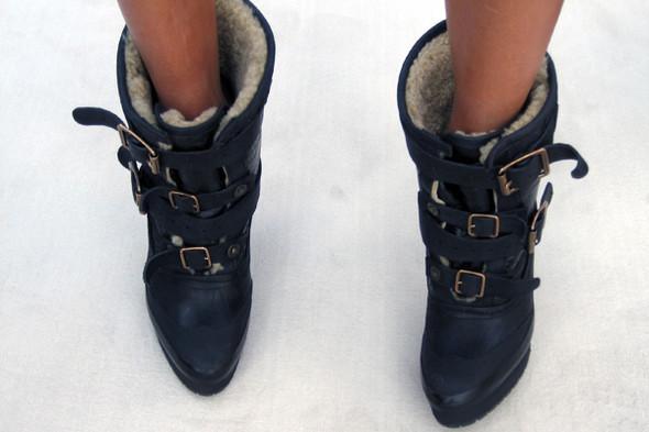 Обувь на неделе моды в Лондоне. Изображение № 5.