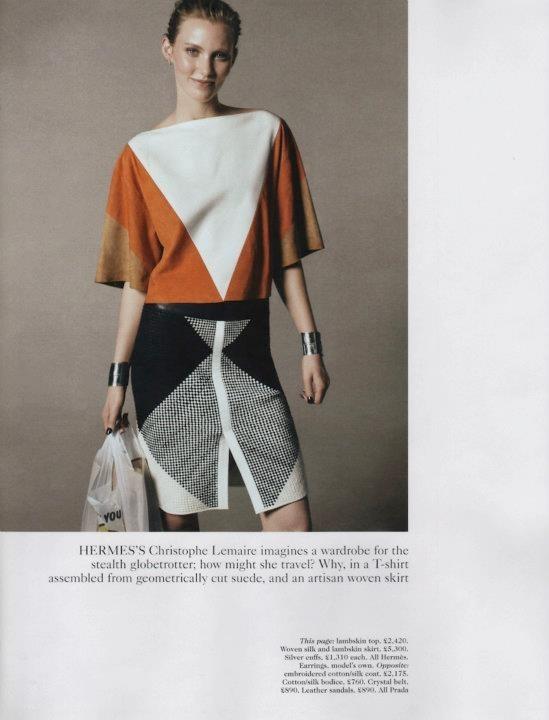 Съёмка: Дэниел Джексон для британского Vogue. Изображение № 16.