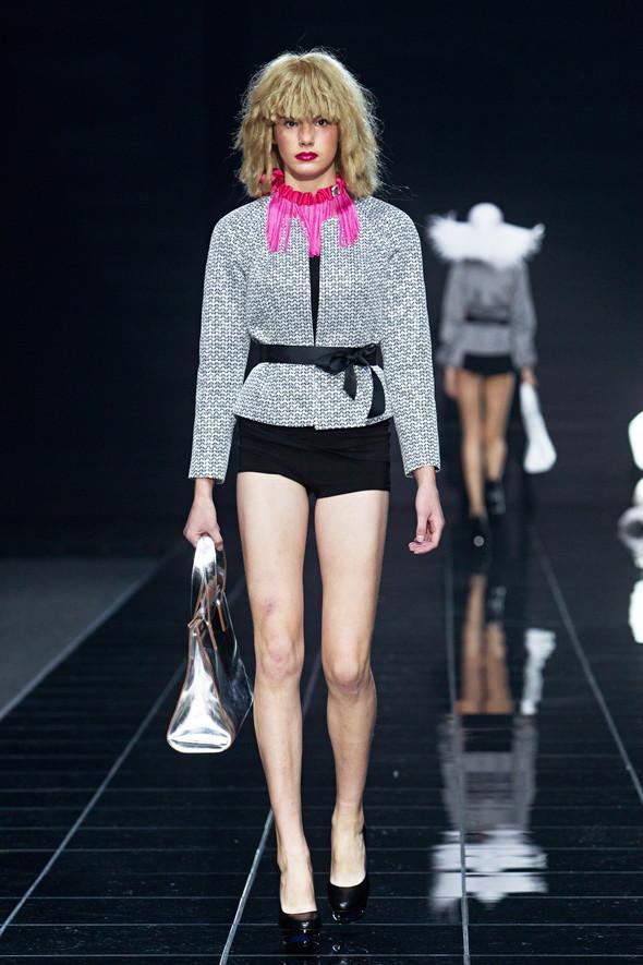 Наташа Дригант, Кира Пластинина, Сергей Сысоев, Gabi Lauton: весна-лето 2011 на Volvo Fashion Week. Изображение № 19.